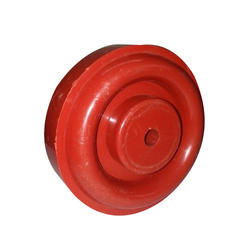 PPCP Red Trolley Wheel