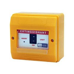 24 V Dc Agni Suraksha Manual Abort Switch, Model Number: Bg - Ma