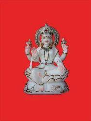 Marble Laxmi Moorti Statue