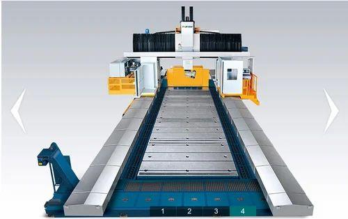 Four Star Automatic Sd Sliding Double Columns Machining Center