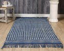 Handicraft-Palace Hand Block Print Indian Hand Loomed Area Rug