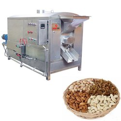 Dry Fruit Mini Roasting Machine