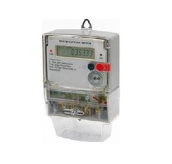Single Phase Electronic Energy Meter IEC Type
