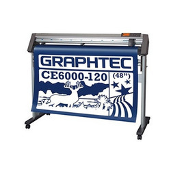 Graphtec CE6000-120 Plus Vinyl Cutting Plotter Machine