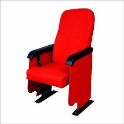 Orange Theater Chair