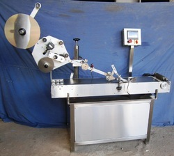 Paper Sheet Labeling Machine