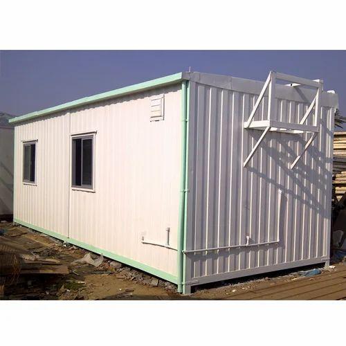 Steel Panel Build Liftable Bunk House