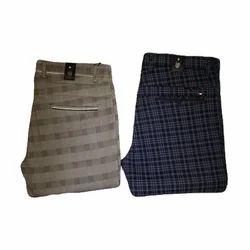 Boys Check Trouser