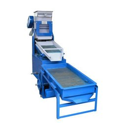 Millet Dehuller Machine
