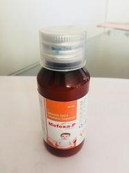 Mefenamic Acid 50 Mg  Paracetamol 125mg Syrup