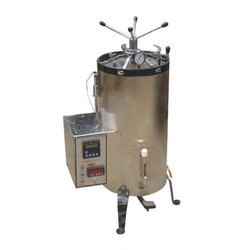 Dolphin Stainless Steel Fully Automatic Vertical Autoclave