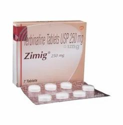 TERBINAFINE 250 MG TABLET