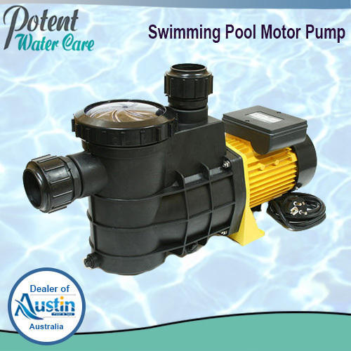 Swimming Pool Motor Pump - Centrifugal Pump Manufacturer from New Delhi