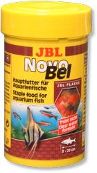 Jbl Novobel Main Food Flakes For All Aquarium Fish Suitable: