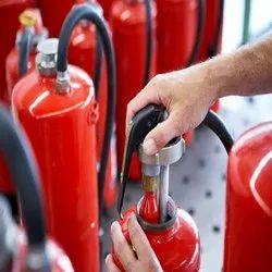 4 Kg Fire Fighting Equipment Maintenance, Location: Anywhere