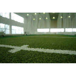 Cricket Pitch Artificial Green Grass