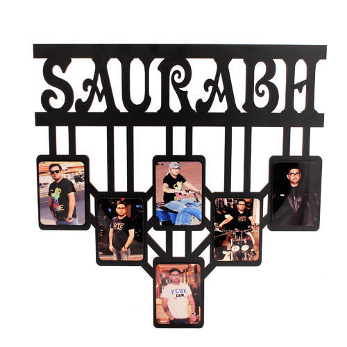 sublimation name frame - Name Frame