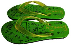 Multicolor Casual Men''s Flip Flop, Packaging Type: Looes, Size: 6 To 9
