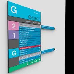 Building Modular Directory Signage