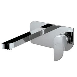 Jaquar Stainless Steel Wall Mounted Single Lever Basin Mixer