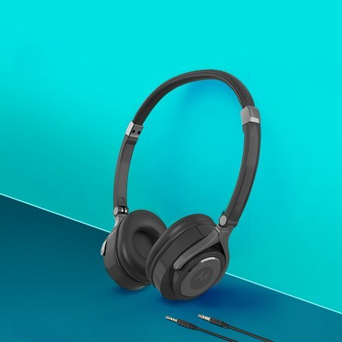 6f7c597de0f Motorola Pulse 2 Wired Headphone (Black) at Rs 999 /number   Panipat ...