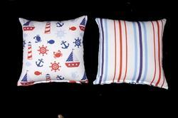 Nautical Theme Cushion Cover