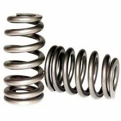 Compression Carbon Steel Valve Spring, For Industrial
