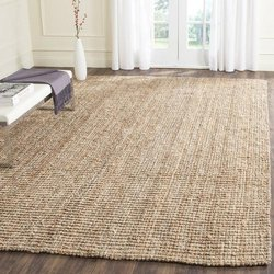 Light Brown Jute Carpets Rs 80 Square