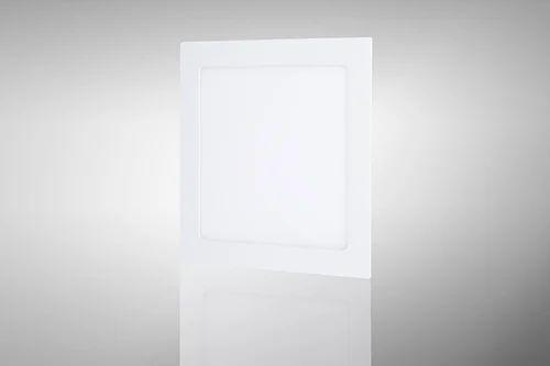 White Aluminium Panel : Cool white warm white aluminium led panel light square w rs