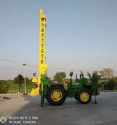 Tractor Mounted Boaring Machine