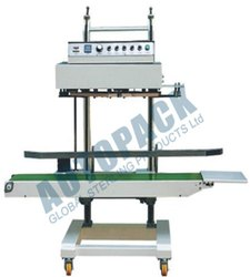 Band Sealer for Heavy Pouch and Bags
