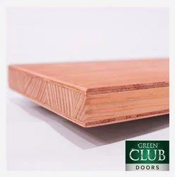 Cream Standard Green Club Doors