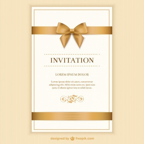 invitation card printing service - Invitation Card Printing