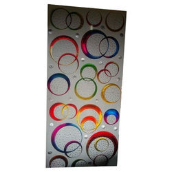 Designer Door Glass
