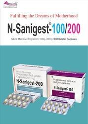 Natural Progesterone 200mg