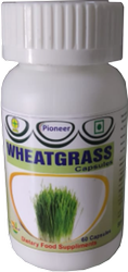 Wheatgrass Capsule 60 Capsules