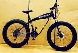 21 Gear Disc Brake Fat Bike