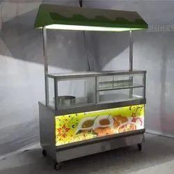 Snacks Display Counter