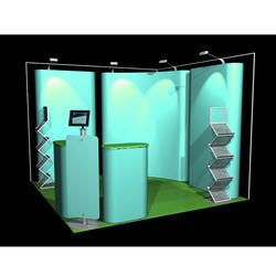 Custom Exhibition Stall