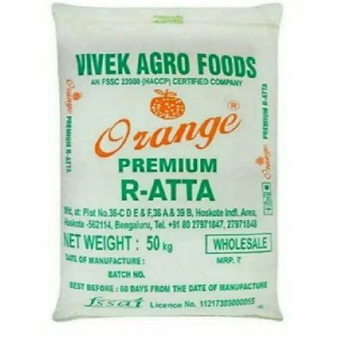 Orange Premium Wheat Flour