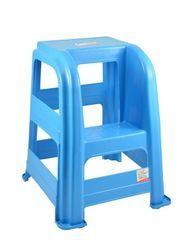 Blue Stepper Stool