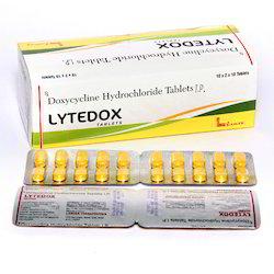 Doxycycline Hydrochloride Allopathic Tablets