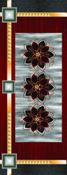 PD016 Digital Printed PVC Texture Door