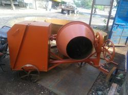 Portable Mini Concrete Mixer
