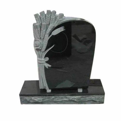 Memorial Granite Headstone