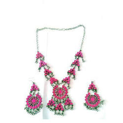Earrings Necklace Set