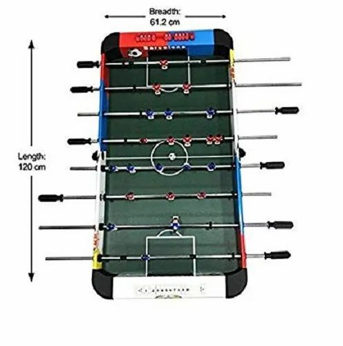 Club 147  Small Foosball with Graphics