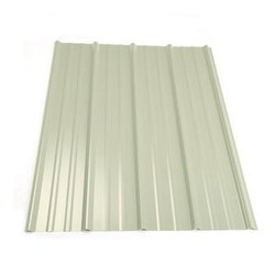 JSW  Metal Roofing Sheet/Off White Colour/0.47mm