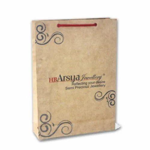 Vestta Handmade Paper Bags, Capacity: 2kg