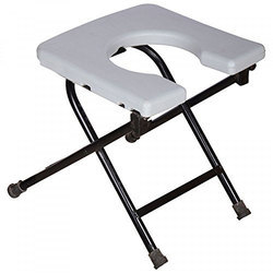Front Cut Commode Stool